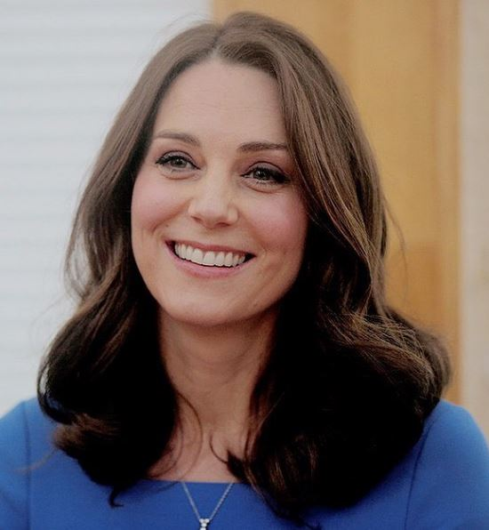 Kate Middleton biografia