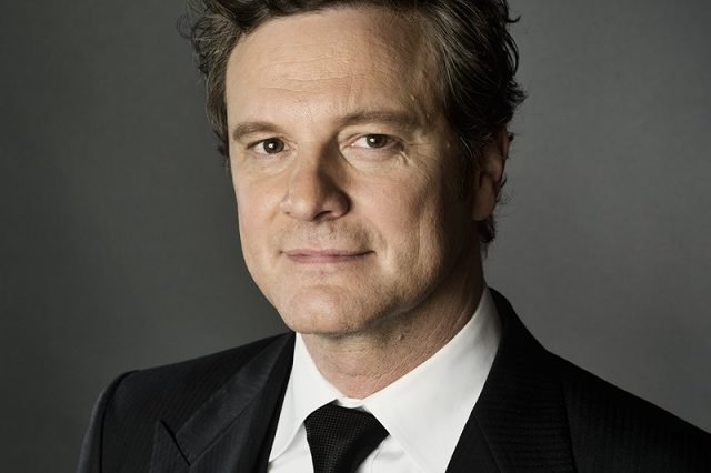 Colin Firth biografia