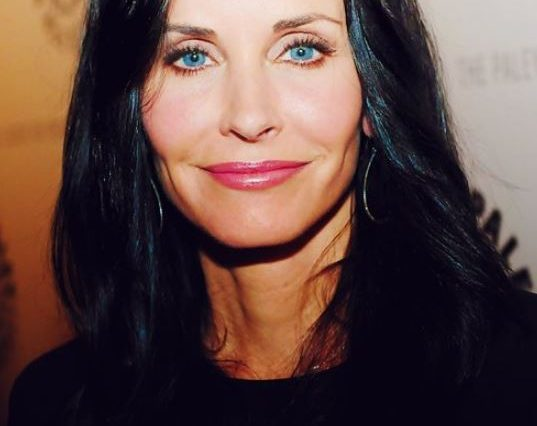Courteney Cox biografia