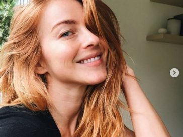 Julianne Hough biografia
